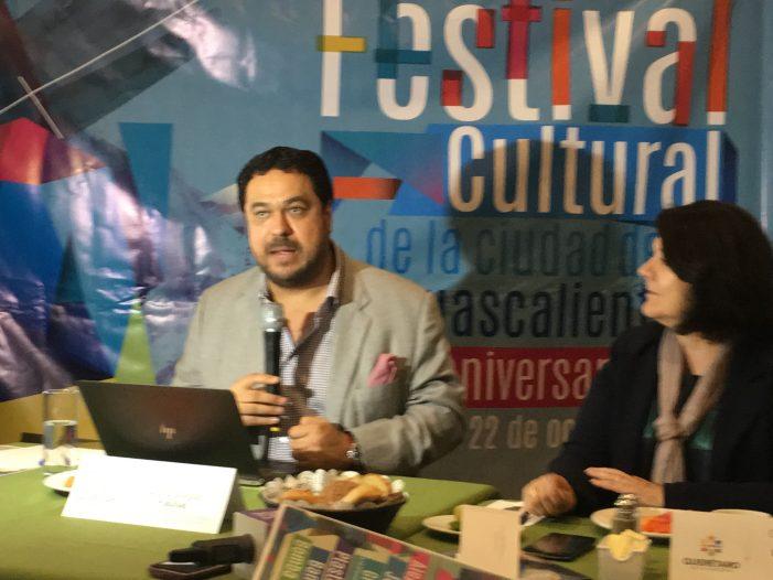 Aguascalientes invita a festival por 443 años de su fundación