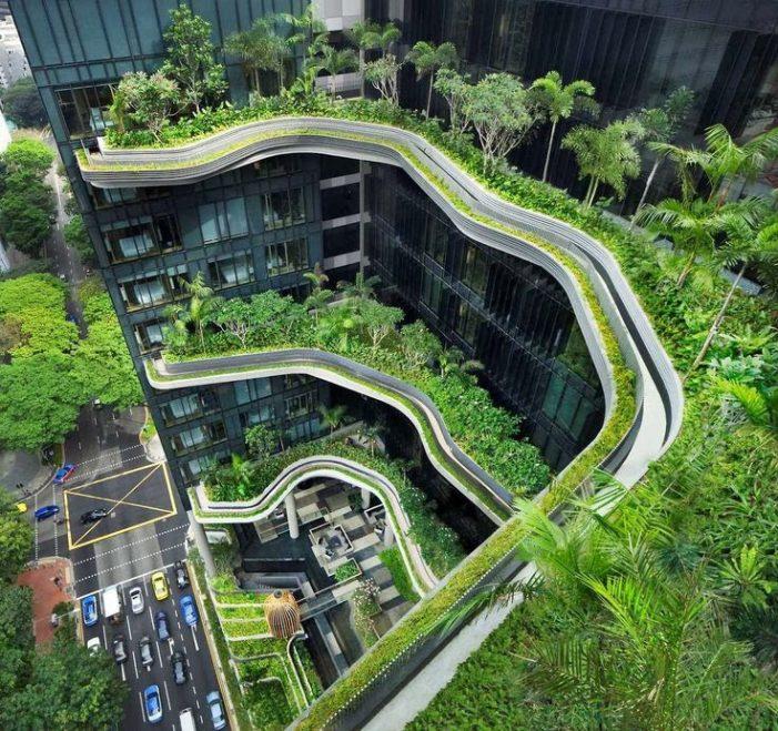 Edificios sustentables son el futuro del mercado inmobiliario en el Bajío