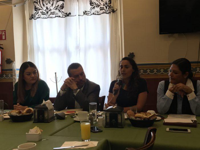 PRI presenta su agenda legislativa