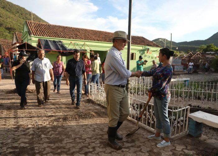 Sinaloa | No están ni estarán solos: Quirino