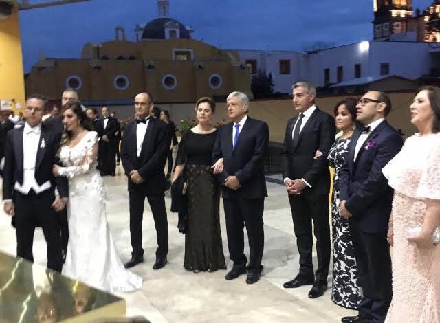 La boda de César Yáñez ¡que ni Obama tuvo!