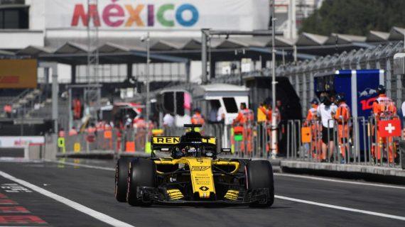Arranca el Gran Premio de México de la Fórmula 1