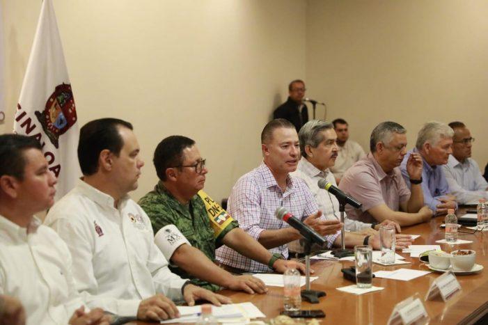 Sinaloa| A extremar precauciones por Willa, pero no caer en alarma: Quirino