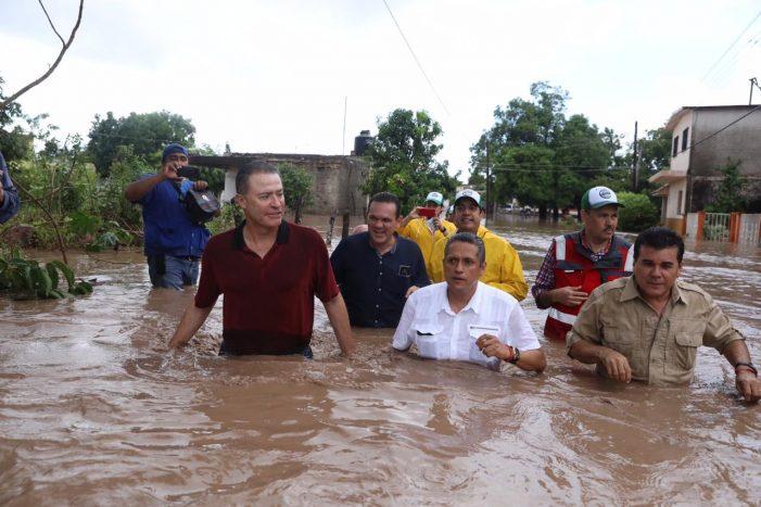 Sinaloa | Sin luz el 47% de Escuinapa y Rosario