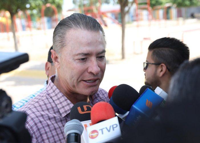 Quirino respalda a AMLO y su decisión por Santa Lucía