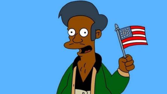Apu de 'Los Simpsons' saldrá de la serie por polémica racial