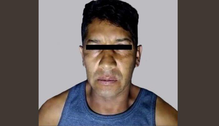 Difunden en redes imagen de presunto homicida de Valeria