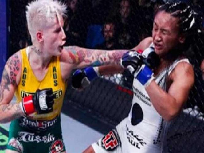 Transexual mata a mujer en combate de artes marciales