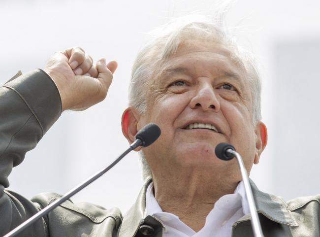 No utilizaré la fuerza para reprimir al pueblo: López Obrador