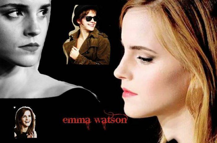 Emma Watson en apoyo a la comunidad transexual