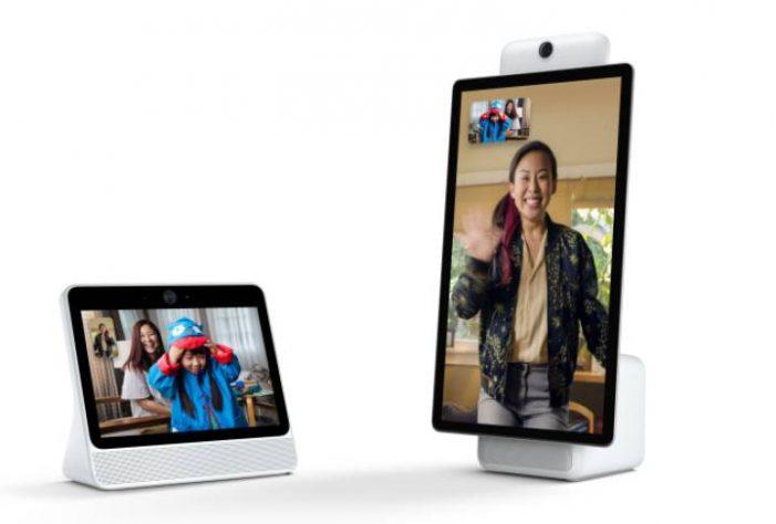 Facebook lanza dispositivo de videollamadas