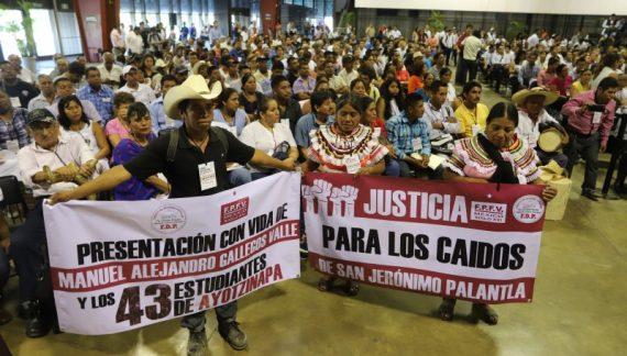 Que siempre sí habrá Foro de Pacificación en Sinaloa