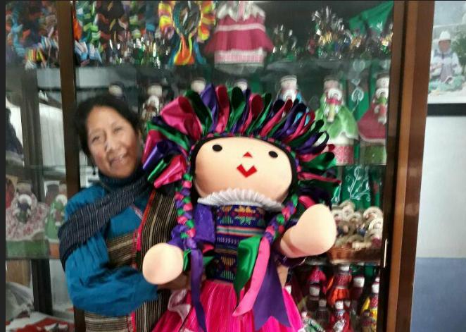 La historia de las Muñecas Artesanales de Querétaro