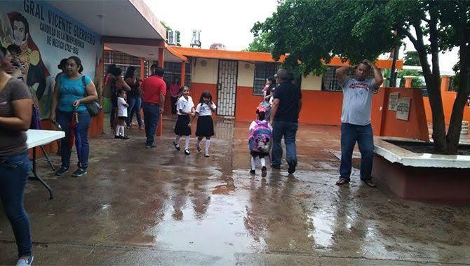Sinaloa | Que siempre sí habrá clases… pa' vespertinos