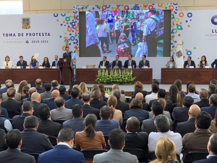 Luis Bernardo Nava dará a conocer a miembros de su Gabinete municipal