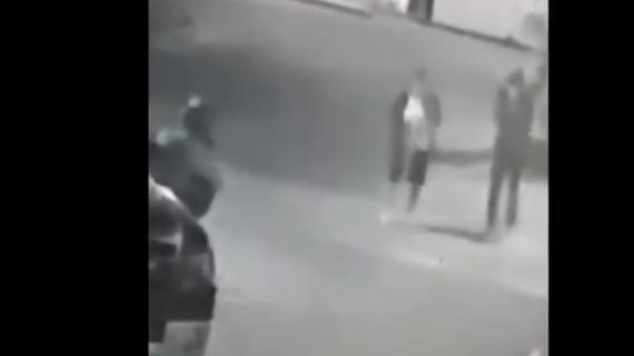 Marina dispara a mujeres cuando buscaba huachicoleros