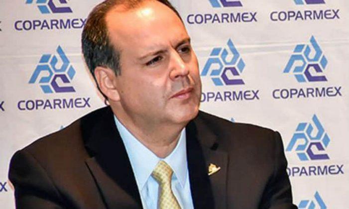 Fraudulenta la consulta nacional de AMLO: Coparmex