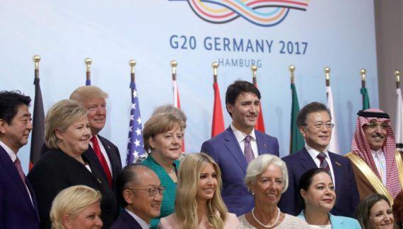 Se viene la Cumbre G20 y Putin, Trump y Merkel ya confirmaron asistencia