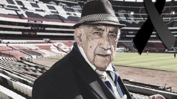 Murió don Melquiades, la voz eterna del Estadio Azteca