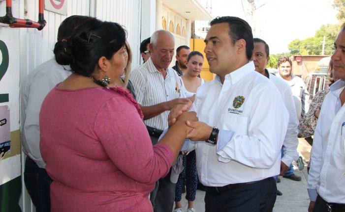 Luis Nava encabeza brigadas para informar de las mejoras al sistema de recolección de basura