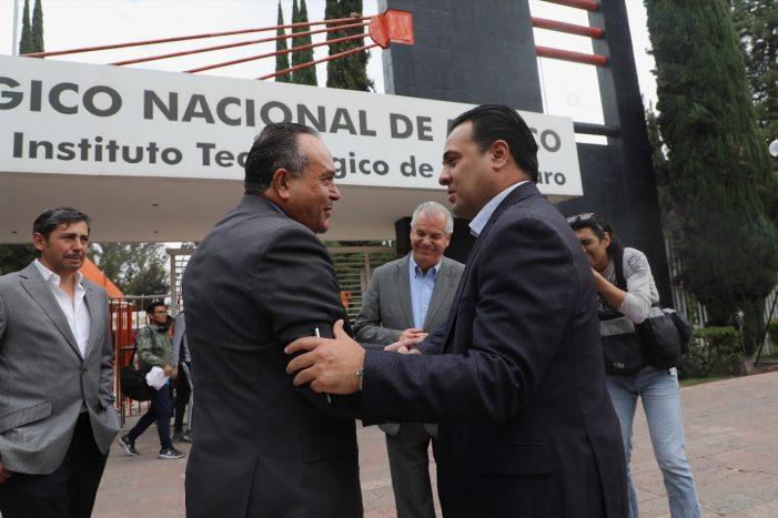 Amplían Transporte Universitario Gratuito al Instituto Tecnológico de Querétaro