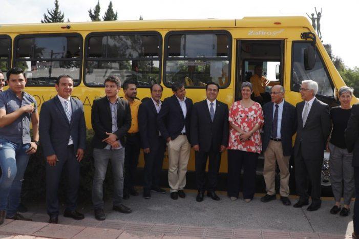 Inicia registro de estudiantes para el Transporte Universitario Gratuito
