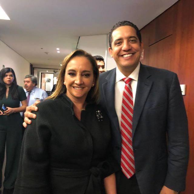Gestiona Jesús Valdés ante diputados federales más apoyos para el campo