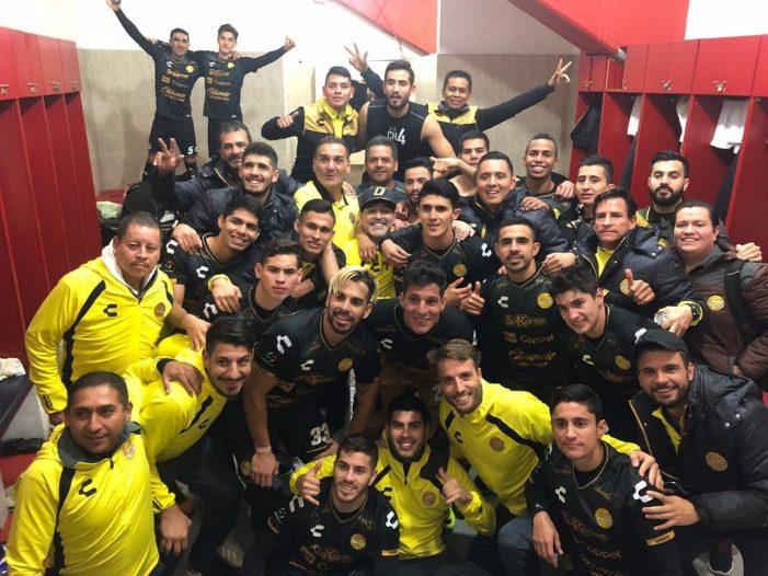 Se preparan Dorados para semifinal del Ascenso MX con intenso entrenamiento