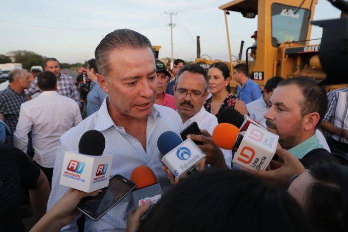 Sinaloa | En equipo mejoraremos estatus zoosanitario: Quirino