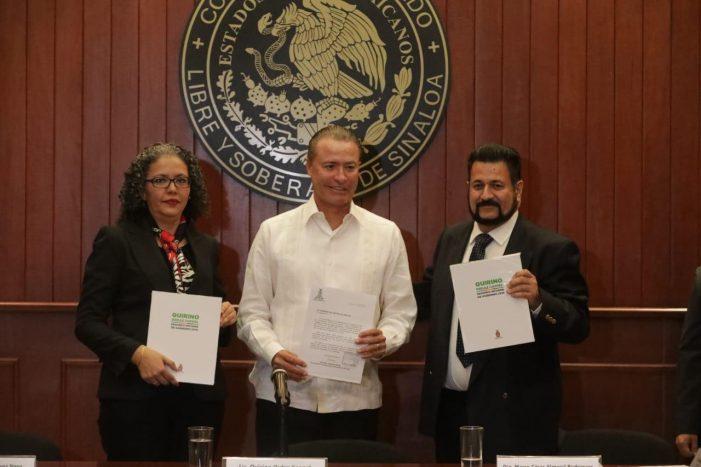 Sinaloa | Quirino entrega su Segundo Informe