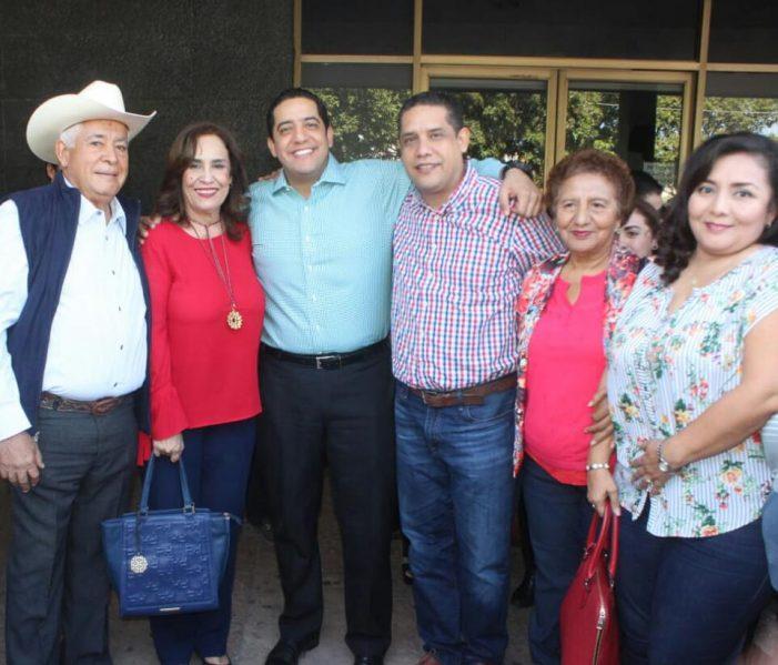 Sinaloa | Iremos por las bases y la sociedad: Jesús Valdés