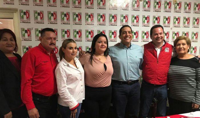 Sinaloa | De gira Jesús Valdés por comités municipales del PRI