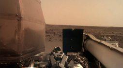 Aterriza satisfactoriamente en Marte la sonda InSight