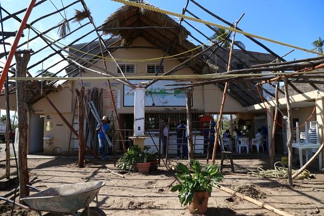 Apoyará el Estado a MiPyMes afectadas por 'Willa' al sur de Sinaloa