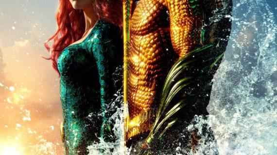 El nuevo trailer de Aquaman