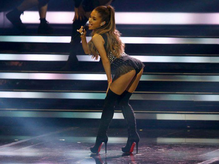 Ariana Grande es la mujer del año de Billboard