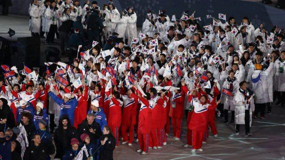 Las Coreas se unan para buscar los Juegos Olímpicos 2032