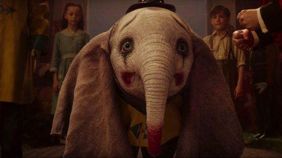 """Lanzan el nuevo trailer de """"Dumbo"""" la película"""