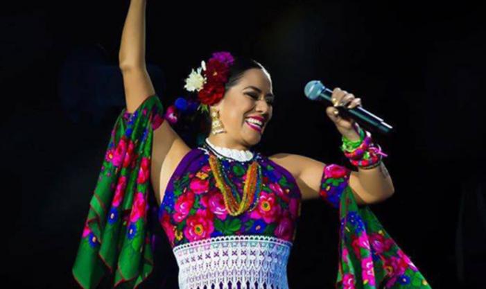 Lila Downs en Querétaro