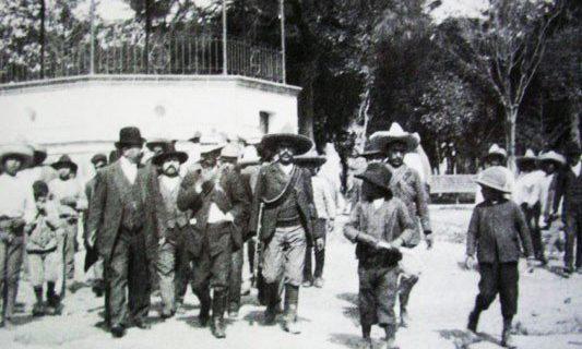 20 de noviembre, aniversario de la Revolución Mexicana