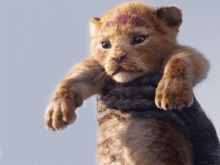 'El Rey León' es el segundo trailer más visto