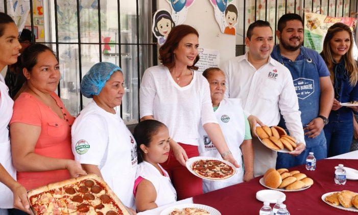 Es DIF Sinaloa el de mejores resultados en el país