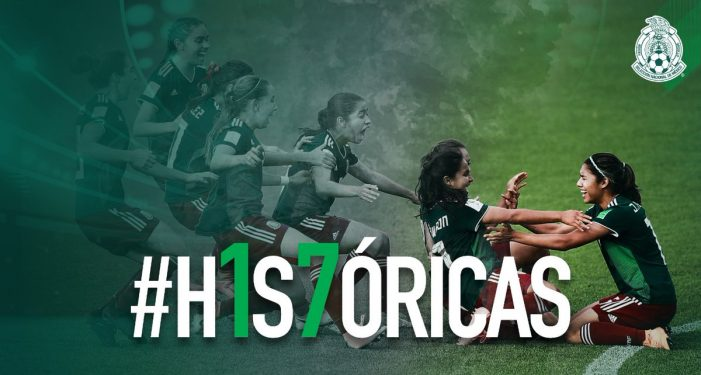 Tri Femenil Sub-17 hace historia y pasa a la final del Mundial