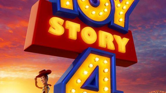 El nuevo poster de Toy Story 4