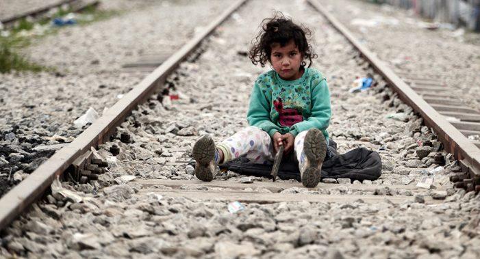 Una niña guatemalteca murió al cruzar la frontera de EUA