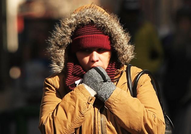 Pronostican temperaturas de hasta -5 grados por nuevo frente frío