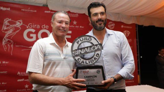 Arranca 'Torneo de Golf Puro Sinaloa' en Mazatlán