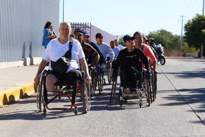 Conmemoran en Sinaloa Día Internacional de las Personas con Discapacidad.