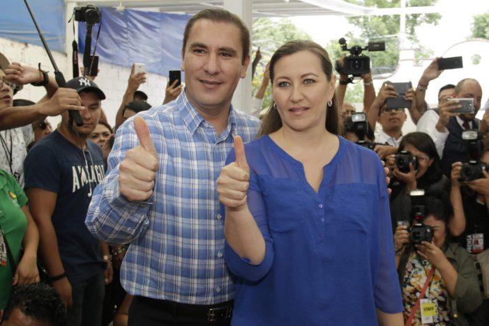 Reacciones ante la trágica muerte de gobernadora de Puebla y Moreno Valle