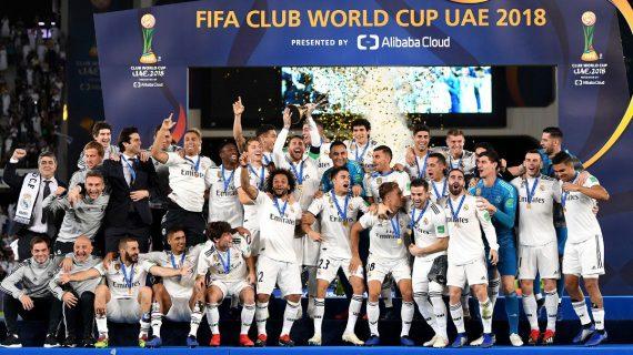 Real Madrid triunfa en el Mundial de Clubes